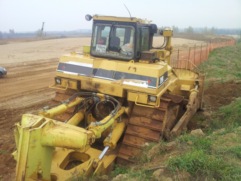 Бульдозер Caterpillar (CAT) D9R4851